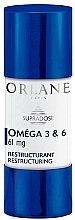 Düfte, Parfümerie und Kosmetik Restrukturierendes Gesichtsserum mit Omega-3 und Omega-6 Fettsäuren - Orlane Supradose Omega 3&6 Restructuring Concentrate