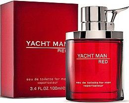 Düfte, Parfümerie und Kosmetik Myrurgia Yacht Man Red - Eau de Toilette
