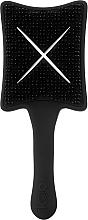 Düfte, Parfümerie und Kosmetik Detangler-Haarbürste Pops Beluga Black - Ikoo Paddle X Pops Beluga Black