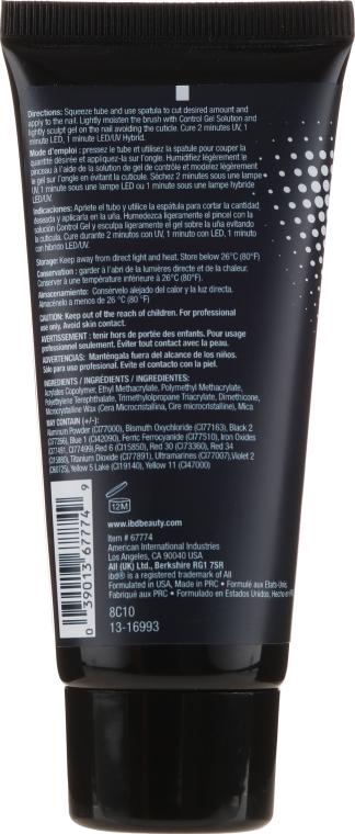 LED/UV Nagelgel - IBD Control Gel — Bild N10