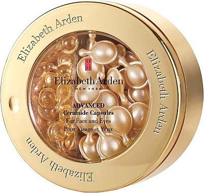 Gesichtskapseln-Set - Elizabeth Arden Special Value Advanced Ceramide Capsules (Gesichtsserum 30x 14ml + Augenserum 30x14ml) — Bild N2