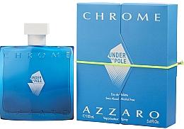 Düfte, Parfümerie und Kosmetik Azzaro Chrome Under the Pole - Eau de Toilette