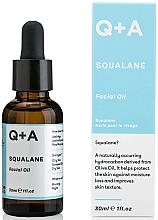 Gesichtsöl Squalan - Q+A Squalane Facial Oil — Bild N2