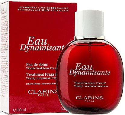 Clarins Eau Dynamisante Spray - Körperpflegeduft-Spray — Bild N1
