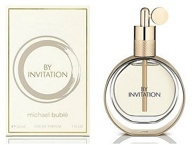 Michael Buble By Invitation - Eau de Parfum — Bild N2
