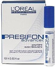 Düfte, Parfümerie und Kosmetik Schützende Haarpflege vor der Dauerwellenbehandlung - L'Oreal Professionnel Optimiseur Presifon Advanced
