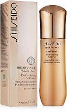 Düfte, Parfümerie und Kosmetik Stärkende Gesichtslotion - Shiseido Benefiance Nutriperfect Pro-Fortifying Softener