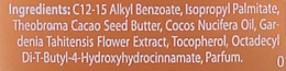 Autobronzant mit Kakaobutter - DAX Sun Tan Booster Spray — Bild N3