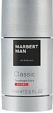 Düfte, Parfümerie und Kosmetik Deostick - Marbert Man Classic Sport Deo Stick