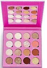 Düfte, Parfümerie und Kosmetik Lidschattenpalette 16 Farben - Makeup Obsession Feels Eyeshadow Palette