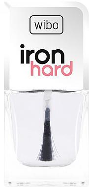 Glänzender Nagelüberlack - Wibo Iron Hard — Bild N1