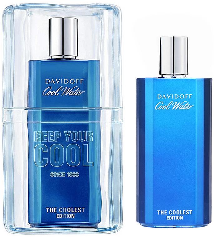 Davidoff Cool Water The Coolest Edition - Eau de Toilette  — Bild N1