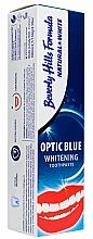 Düfte, Parfümerie und Kosmetik Aufhellende Zahnpasta - Beverly Hills Formula Natural White Optic Blue Whitening Toothpaste