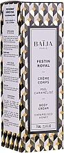 Düfte, Parfümerie und Kosmetik Parfümierte Körpercreme - Baija Festin Royal Body Cream