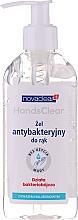 Düfte, Parfümerie und Kosmetik Antibakterielles Handreinigungsgel mit Hyaluronsäure - Novaclear Hands Clear