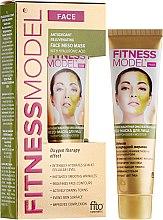Düfte, Parfümerie und Kosmetik Antioxidative Anti-Aging-Meso-Gesichtsmaske - Fito Kosmetik Fitness Model