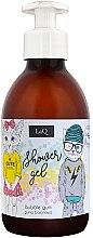 Düfte, Parfümerie und Kosmetik Kinder Duschgel mit Kaugummi Aroma - LaQ Bubble Gum Shower Gel