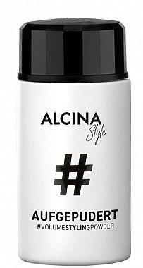 Haarpuder für mehr Volumen und Fülle - Alcina Style Aufgepudert — Bild N1