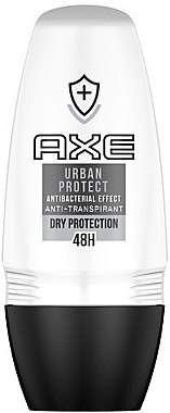 Deo Roll-on Antitranspirant - Axe Urban Clean Protection Deo Roll-on — Bild N1
