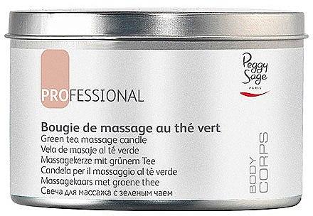 Massagekerze mit grünem Tee - Peggy Sage Massage Candle — Bild N1