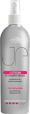 Lotion für Haarstyling sehr starker Halt - Joanna Professional Lotion for Hair Styling Very Strong — Bild N2