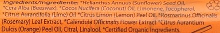 "Bio-Lippenbalsam ""Citrus"" - Friendly Organic Lip Balm Citrus — Bild N3"