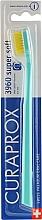 Düfte, Parfümerie und Kosmetik Zahnbürste super weich 3960 minzgrün-gelb - Curaprox