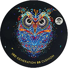 Düfte, Parfümerie und Kosmetik BB Creme Cushion - Dr. Mola 3rd Generation BB Cushion Owl