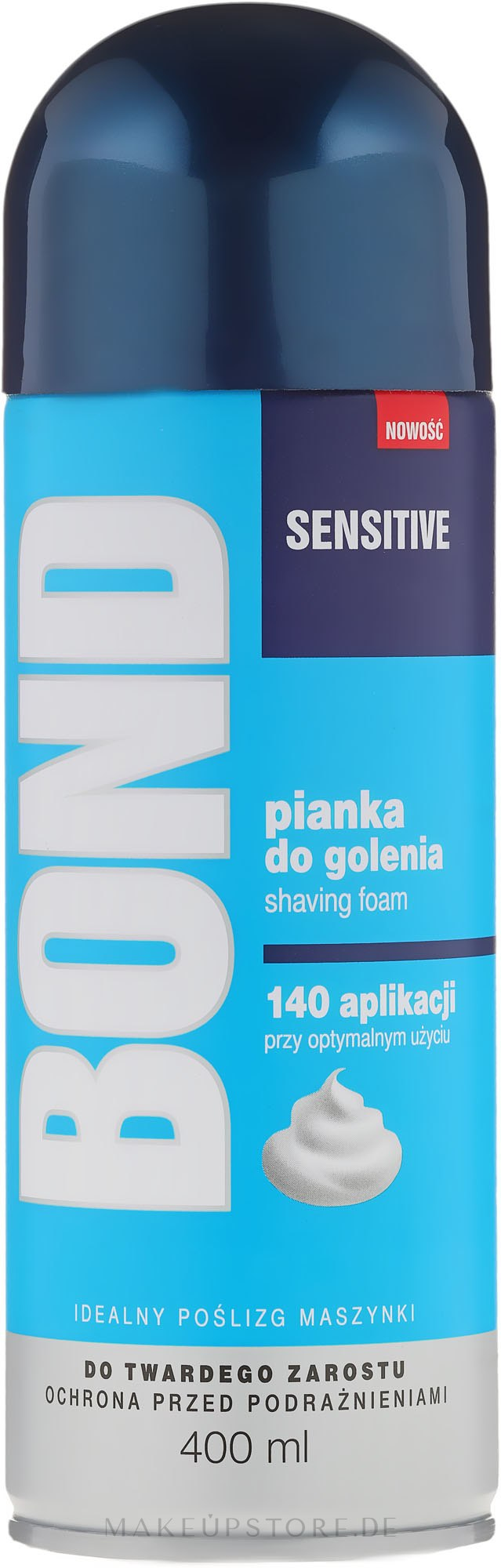Rasierschaum - Bond Sensitive Shaving Foam — Bild 400 ml