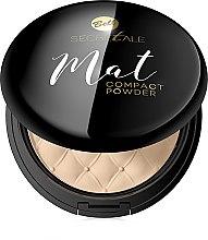 Düfte, Parfümerie und Kosmetik Mattierender Kompaktpuder - Bell Secretale Mat Compact Powder