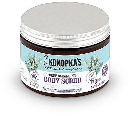 Tiefenreinigendes Körperscrub - Dr. Konopka's Deep Cleansing Body Scrub — Bild N1