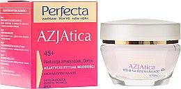 Düfte, Parfümerie und Kosmetik Entgiftende Anti-Falten Gesichtscreme für Tag und Nacht 45+ - Perfecta Azjatica Day & Night Cream 45+