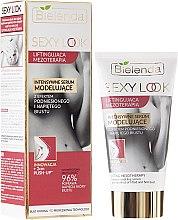Düfte, Parfümerie und Kosmetik Intensiv modellierendes Brustserum - Bielenda Sexy Look Lifting Mesotherapy Intensive Serum