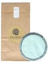 Düfte, Parfümerie und Kosmetik Wiederverwendbare Waschlappe zur Make-up Entfernung - Shy Deer Wash Cloth