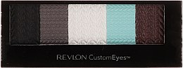 Düfte, Parfümerie und Kosmetik Lidschattenpalette - Revlon Cosmetics Custom Eyes Shadow & Liner