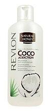 Düfte, Parfümerie und Kosmetik Duschgel mit Kokosöl - Revlon Natural Honey Coco Addiction Shower Gel