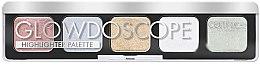 Düfte, Parfümerie und Kosmetik Highlighterpalette - Catrice Glowdoscope Highlighter Palette
