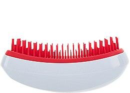 Entwirrbürste weiß-rot - Tangle Teezer Salon Elite Candy Cane — Bild N2
