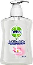 Düfte, Parfümerie und Kosmetik Antibakterielle Flüssigseife mit Kamillenextrakt - Dettol