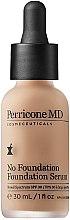 Düfte, Parfümerie und Kosmetik Foundation-Serum SPF 30 - Perricone MD No Foundation Foundation Serum
