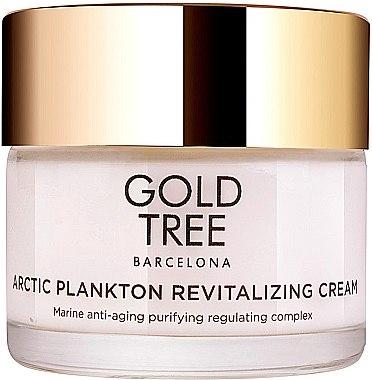 Regenerierende Gesichtscreme - Gold Tree Barcelona Arctic Plankton Revitalizing Cream — Bild N1