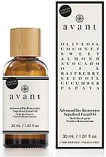 Düfte, Parfümerie und Kosmetik Extra pflegendes Gesichtsöl Antialterung - Avant Advanced Bio Restorative Superfood Facial Oil