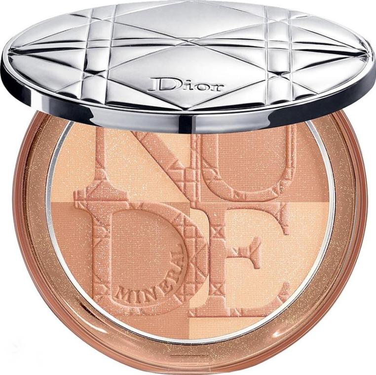 Kompakter Mineralpuder - Dior Diorskin Mineral Nude Bronze Powder
