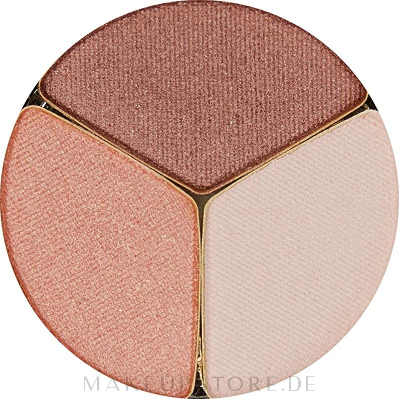 Lidschatten Trio - Jane Iredale PurePressed Eye Shadow Triple — Bild Pink Quartz