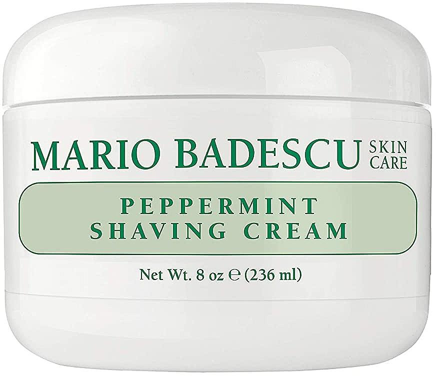 Rasiercreme mit Minze - Mario Badescu Peppermint Shaving Cream — Bild N2