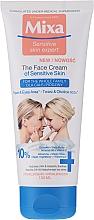 Düfte, Parfümerie und Kosmetik Gesichtscreme für Kinder und Erwachsene - Mixa Sensitive Skin Expert Face Cream Of Sensative Skin
