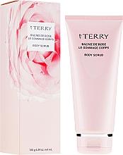 Düfte, Parfümerie und Kosmetik Feuchtigkeitsspendendes Körperpeeling mit Rosenöl und Rosenwachs - By Terry Baume De Rose Body Scrub