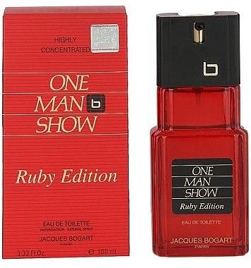 Bogart One Man Show Ruby Edition - Eau de Toilette — Bild N1