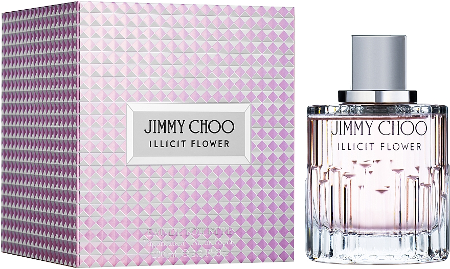 Jimmy Choo Illicit Flower - Eau de Toilette — Bild N2