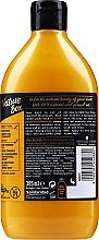 Pflegende feuchtigkeitsspendende und glättende Haarspülung mit Macadamiaöl - Nature Box Macadamia Oil — Bild N2